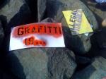 graff is ... stencils